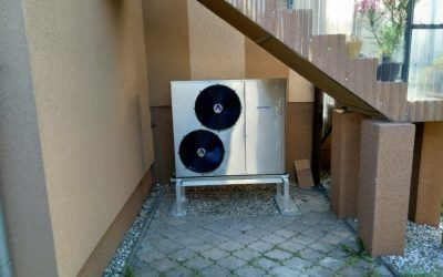Tepelná čerpadla ACOND